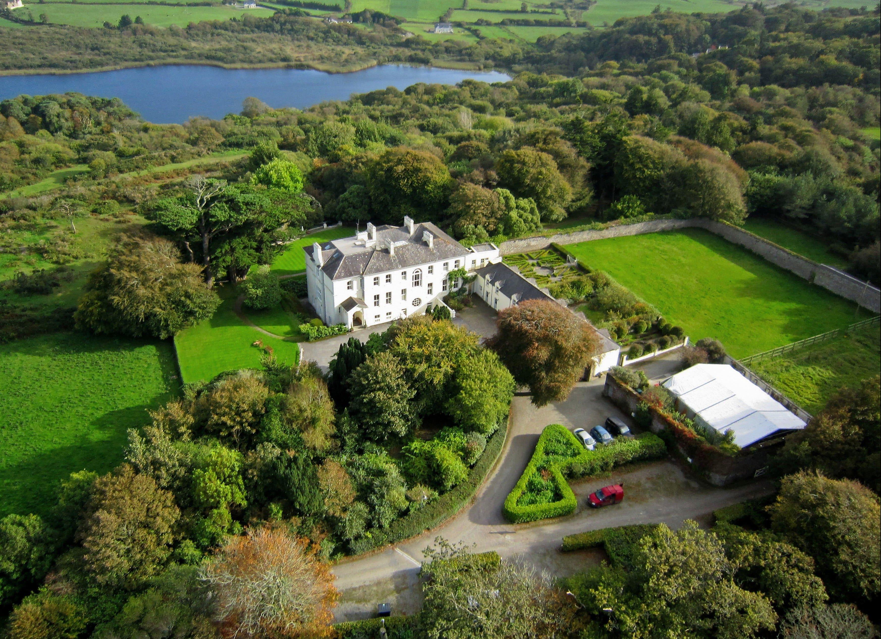Liss Ard Estate, Echt Irland