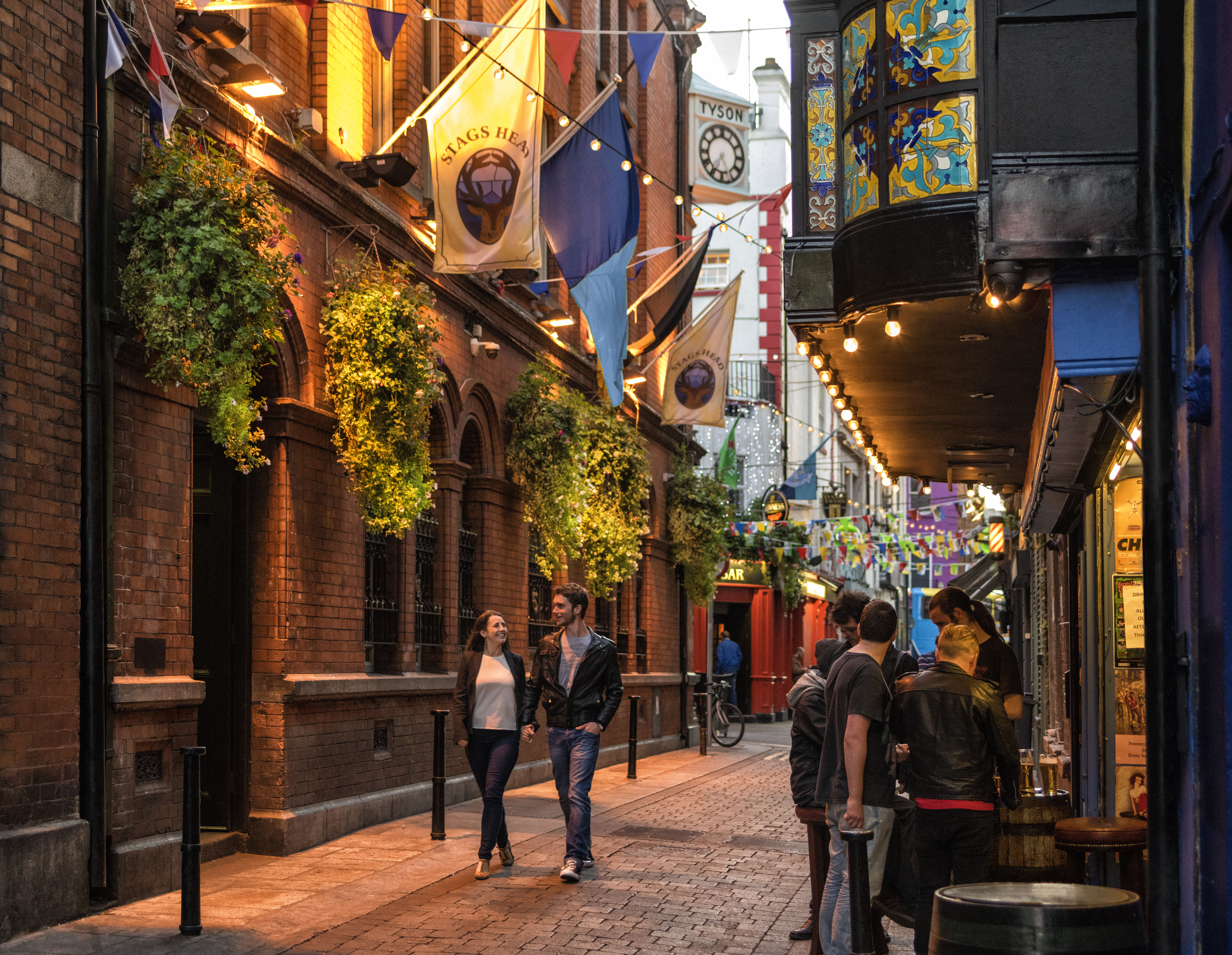 Dublin Städtereise, Echt Irland