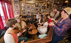 Galway pub, Echt Irland