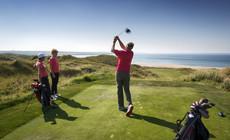 Golfers, Echt Irland