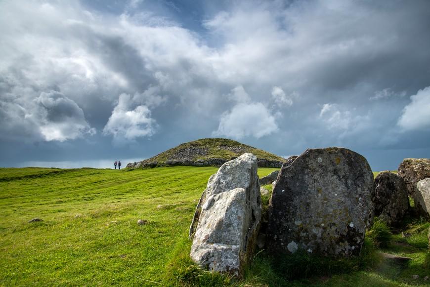 Echt Irland, Loughcrew Cairns