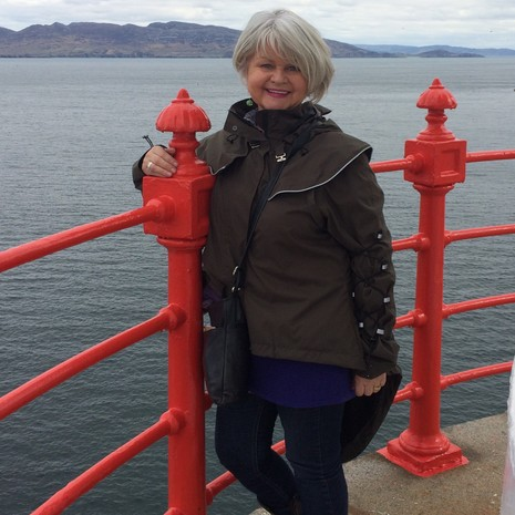 Echt Irland, Clare Island Lighthouse, Roie McCann, Irland urlaub
