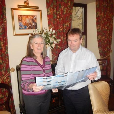Maire O'Connor, Lough Inagh Lodge