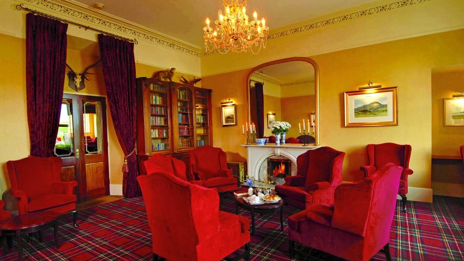 Echt Irland, Dunfanaghy, Arnolds Hotel, Irland Pauschalreise