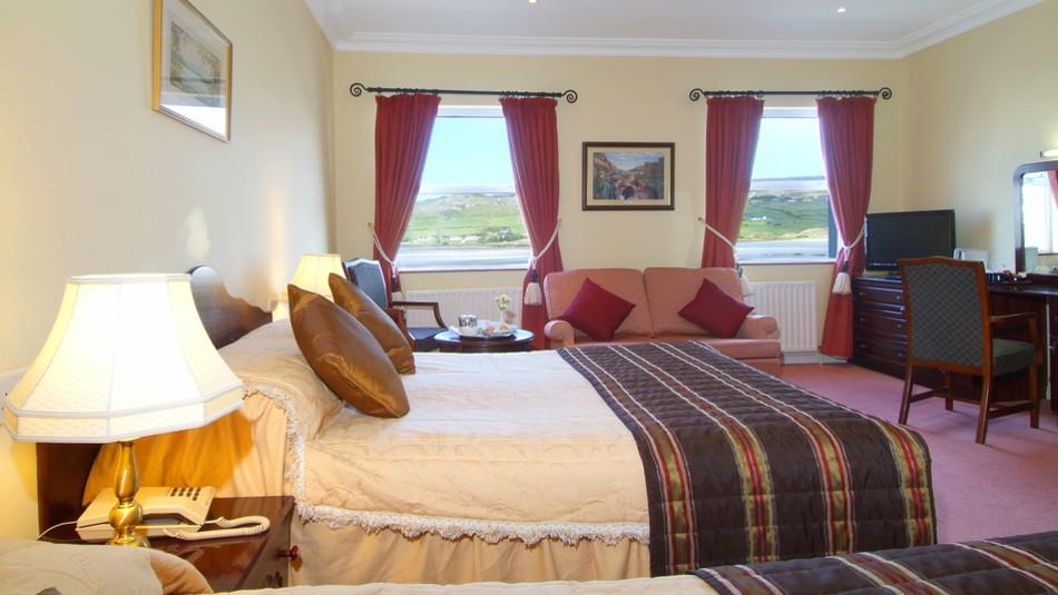 Echt Irland, Dunfanaghy, Arnolds Hotel, Irland Rundreise