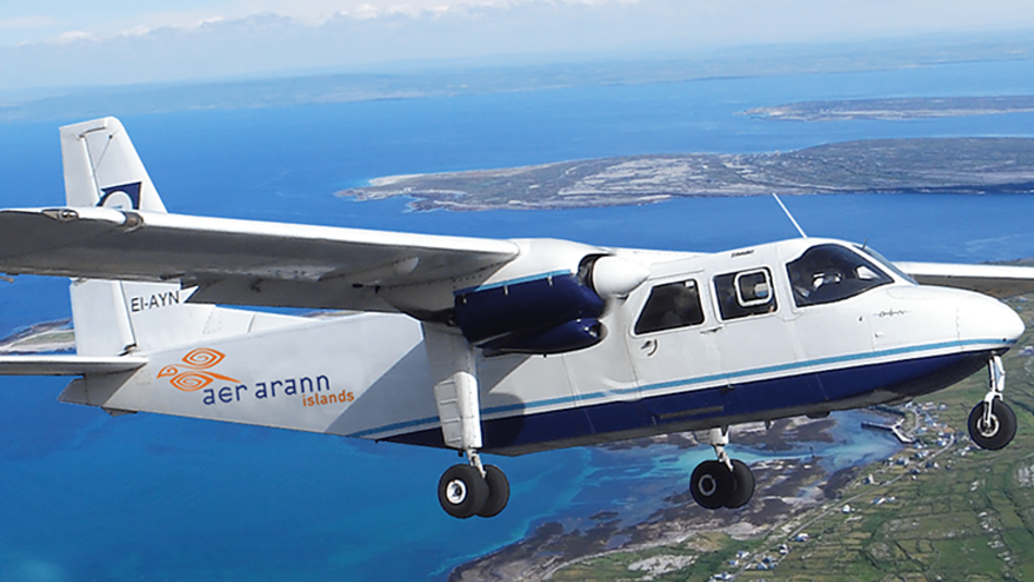 Aer Arran Islands, Echt Irland, Irland Urlaub
