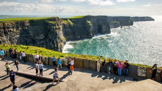 Echt Ierland, Cliffs of Moher, Irland Pauschalreise