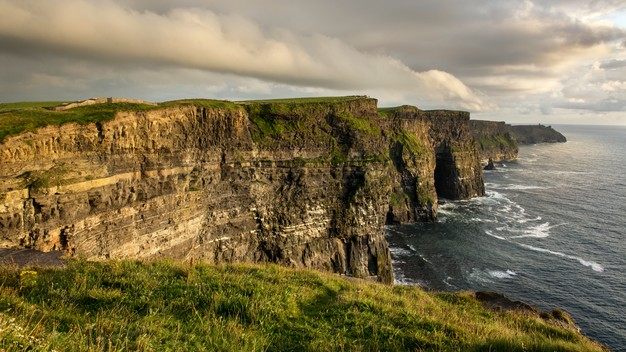 Echt Ierland, Cliffs of Moher, Irland Rundreise