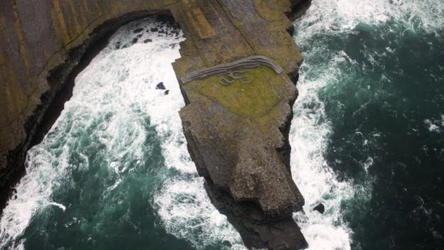 Echt Irland, Galway, Irland Urlaub