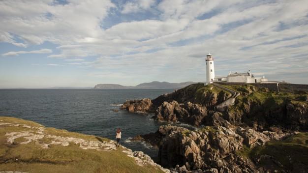 Echt Irland, Donegal, Fanad Head, Irland Autorundreise