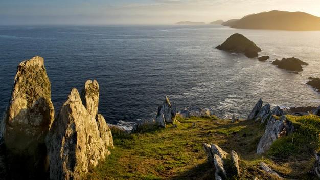 Echt Ierland, ruige kusten, Irland Autorundreise