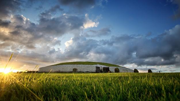 Echt Ierland, The Boyne Valley, Irland Autorundreise