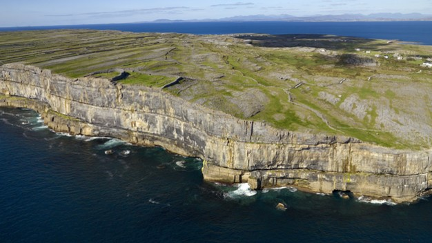 Echt Ierland, Aran Islands, Irland Reisen