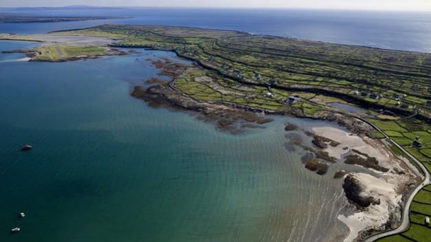 Echt Irland Autorundreise mit Rundflug Aran Islands