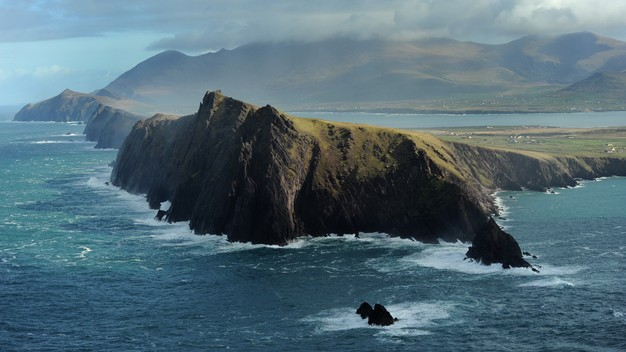 Echt Irland, Dingle, Slea Head, Irland Reisen