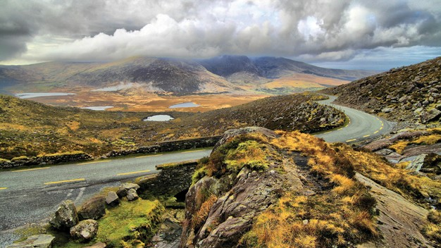 Echt Irland, County Kerry, Ring of Kerry, Irland Fly and Drive