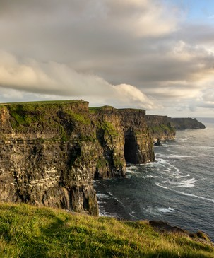 Echt Ierland, Cliffs of Moher, Irland Rundreise