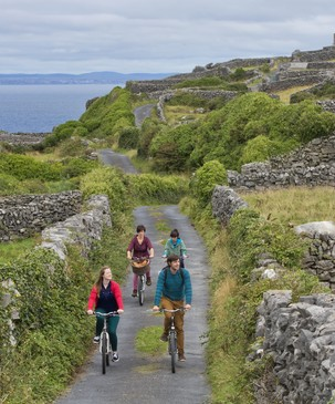 Echt Irland, Aran Islands
