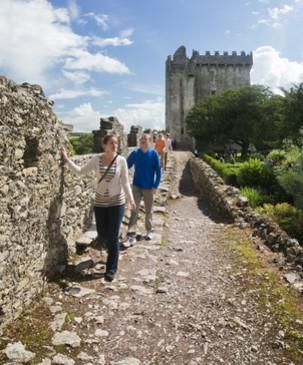 Echt Ierland, Blarney, Blarney Castle, Irland Fly and Drive