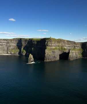 Echt Ierland, Cliffs of Moher, Irland Autorundreise
