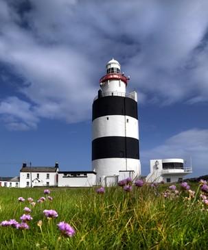 Echt Irland, Hook Head Leuchtturm, Irland Autorundreise
