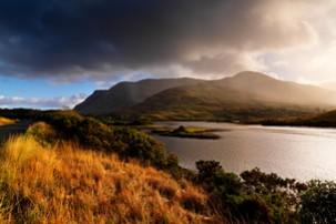 Echt Ierland, Connemara, Irland Urlaub