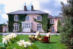 Echt Irland, Letterfrack, Rosleague Manor, Irland Reisen