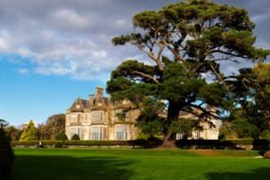 Echt Irland, Killarney, Muckross House, Urlaub in Irland