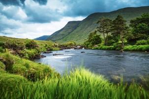 The Connemara, Echt Irland, Irland Urlaub