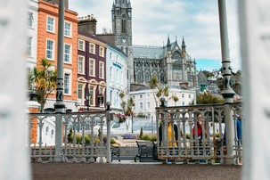 Echt Irland, Cobh, Irland Fly and Drive