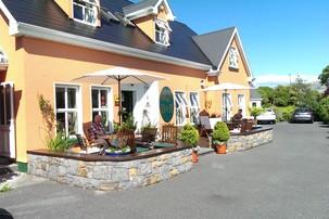 Ballyvaughan Lodge, Ballyvaughan, Echt Irland, Irland Reisen