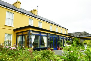 Echt Irland, Lisdoonvarna, Sheedy's Country House Hotel, Irland Fly and Drive
