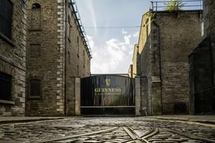 Echt Irland, Dublin, Guinness Storehouse, Irland Autorundreise