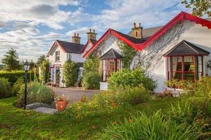 Echt Irland, Killarney, Killeen House Hotel, Irland Autorundreise