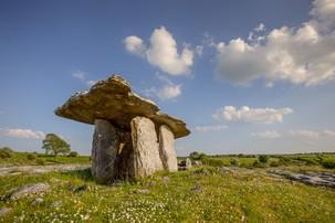 Echt Irland, the Burren, Urlaub in Irland