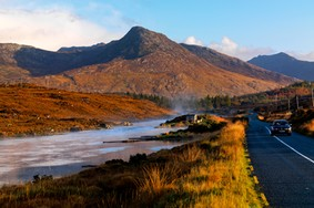 The Connemara, Echt Irland, Urlaub in Irland