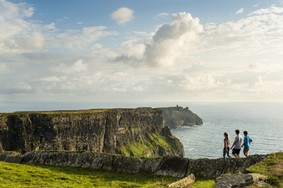Echt Irland, Cliffs of Moher, Irland Rundreise