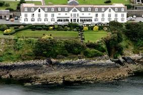 Echt Irland, Ballycotton, Bayview Hotel, Irland Fly and Drive
