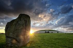 Echt Irland, The Boyne Valley, Irland Rundreise