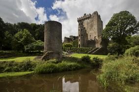 Echt Irland, Blarney Castle, Irland Rundreise, Burgruinen und Schlösser in Irland, Sehenswürdigkeiten Irland