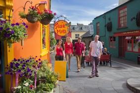 Echt Irland, Kinsale, Urlaub in Irland