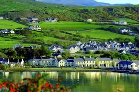 Echt Irland, Dunfanaghy, Arnolds Hotel, Irland Reisen