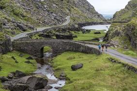 Echt Irland, Killarney, Gap of Dunloe, Irland Reisen