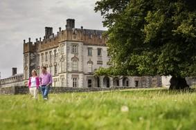 Borris House, Echt Irland