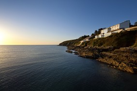 Echt Irland, Cliff House Hotel, Ardmore, Irland Urlaub