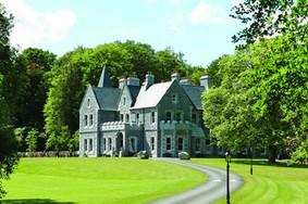 Echt Irland, Ballina, Mount Falcon Estate, Irland Reisen