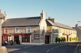 Echt Irland, Ballyvaughan, Hylands Burren Hotel, Irland Pauschalreise