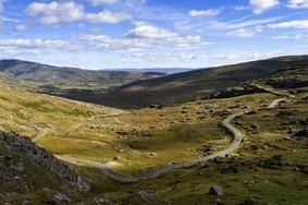 Echt Irland, the Healy Pass, Ring of Beara, Urlaub in Irland