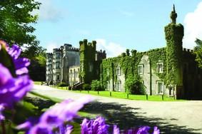 Echt Irland, Tralee, Ballyseede Castle, Irland Autorundreise