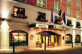 Echt Irland, Dublin, Brooks Hotel, Irland Fly and Drive